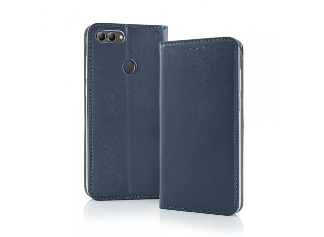 Etui Samsung Galaxy S10 Smart Magnetic-Bleu
