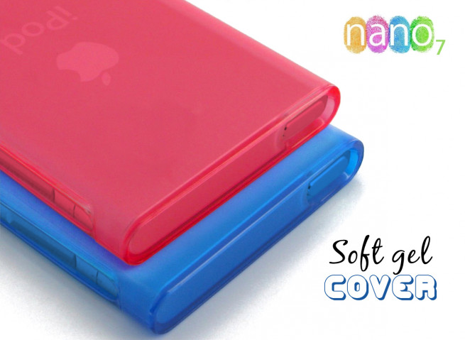 Coque Nano 7 Soft Gel Cover