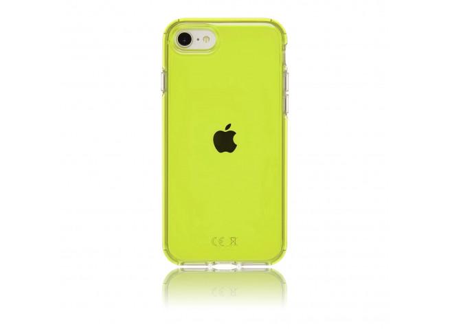 Coque iPhone 6/6S/7/8/SE 2020 Qdos Neon Green