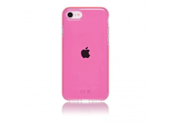 Coque iPhone 6/6S/7/8/SE 2020 Qdos Neon Pink
