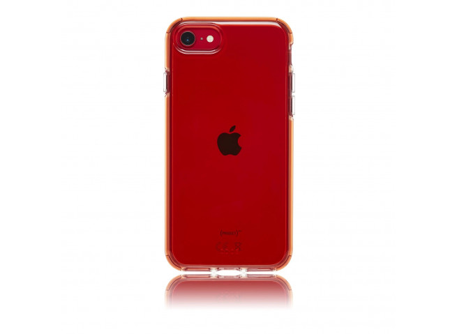 Coque iPhone 6/6S/7/8/SE 2020 Qdos Neon Red