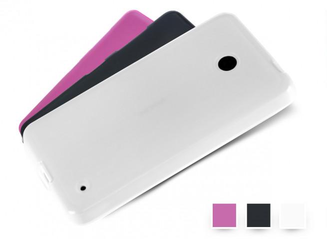 Coque Nokia Lumia 635 Silicone Flex