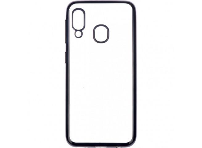 Coque Huawei P30 Black Flex