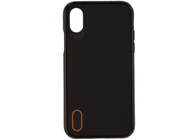 Coque iPhone X/XS GEAR4 D30 Battersea-Noir
