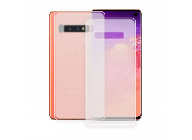 Coque Samsung Galaxy S10 Clear Opaque
