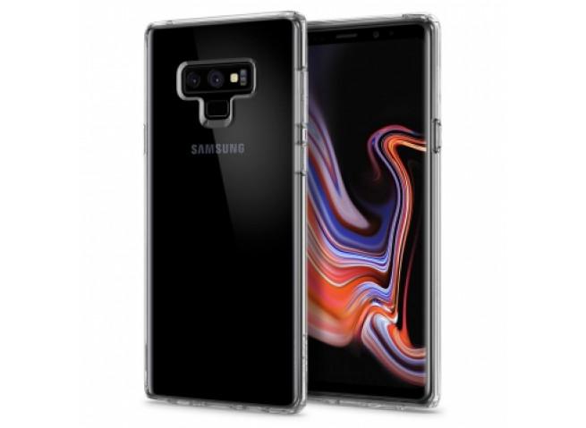 Coque Samsung Galaxy Note 9 Clear Hybrid