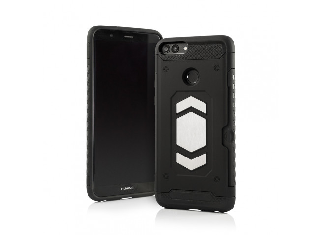 Coque Samsung Galaxy S10 Survival Magnetic-Noir