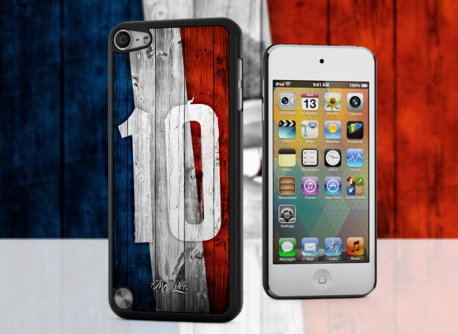 Coque iPod Touch 5 Coupe du monde 2014-France