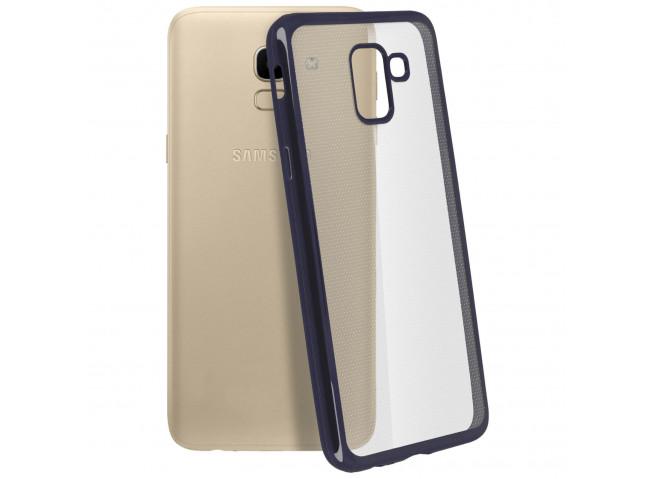 Coque Samsung Galaxy J6 Plus Black Flex