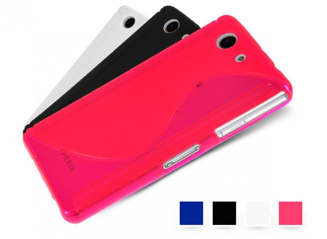 Coque Sony Xperia Z3 Compact Grip Flex