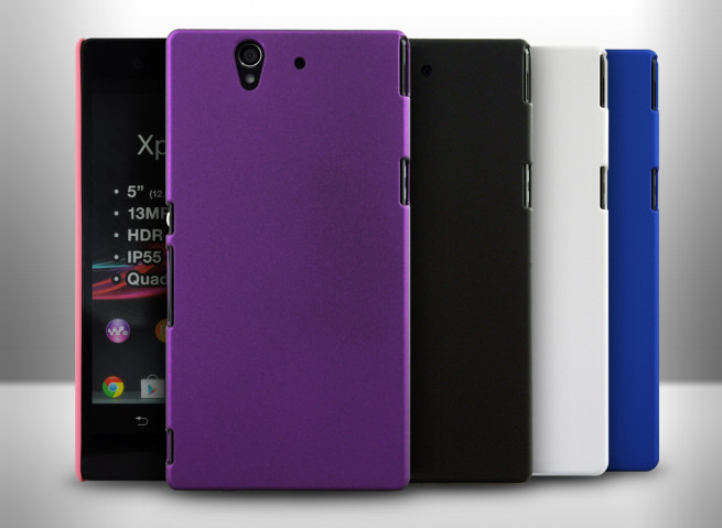 Coque Sony Xperia Z Pastel