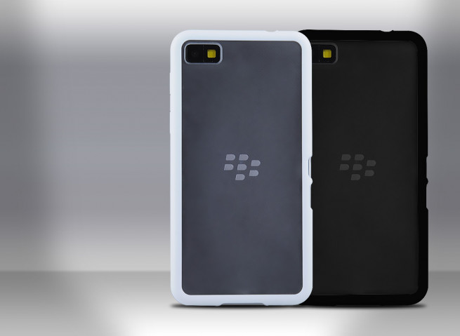 Coque Blackberry Z10 Grip Case
