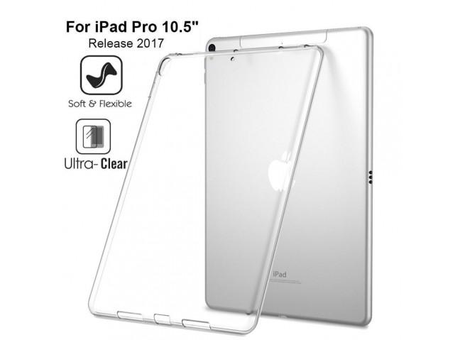 Coque iPad Pro 10.5 Clear Flex