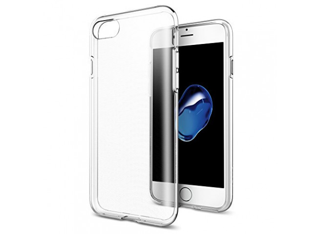 Coque iPhone 7 Plus Clear Flex