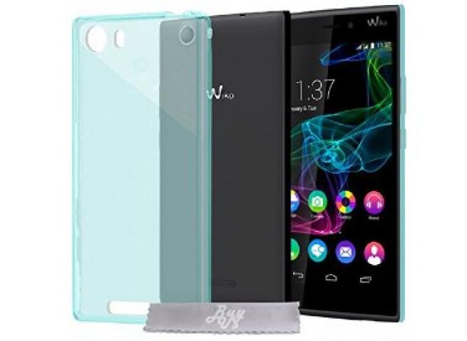 Coque Wiko Ridge Fab 4G Regular Flex-turquoise