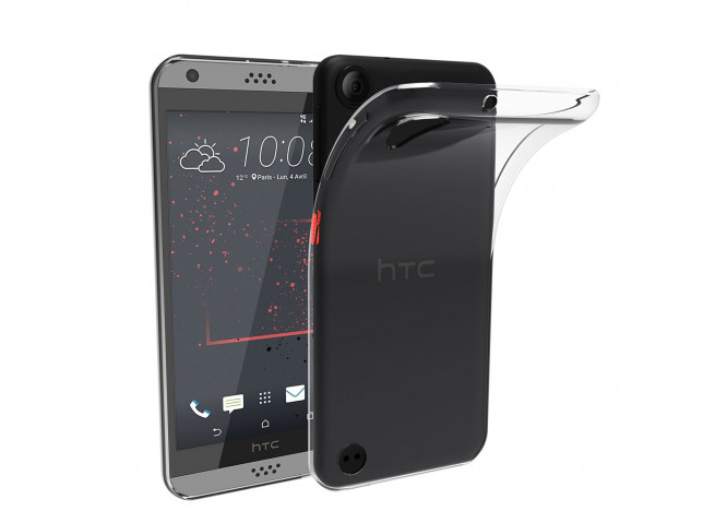 Coque HTC Desire 530 Clear Flex