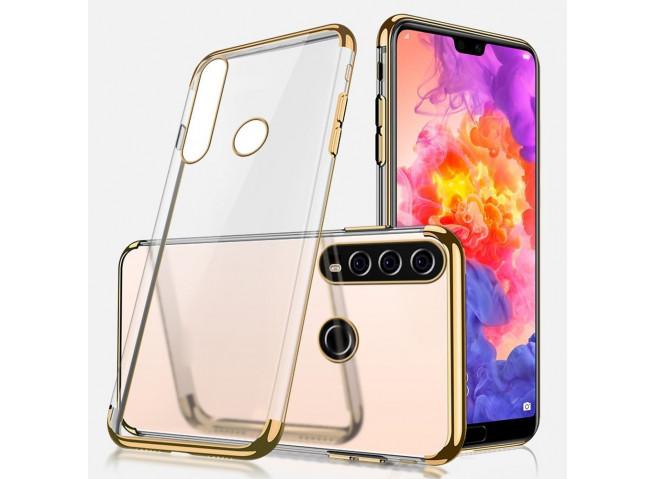 Coque Huawei P20 PRO Gold Flex
