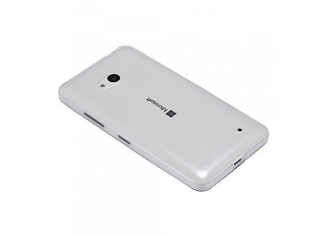 Coque Microsoft Lumia 640 Clear Flex