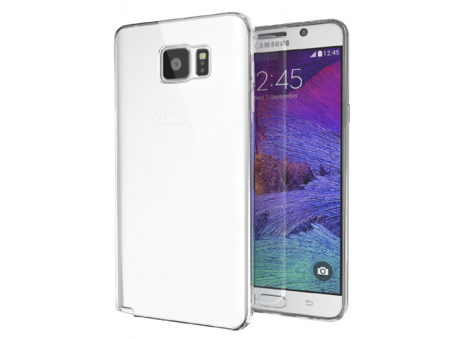 Coque Samsung Galaxy Note 5 Clear Flex