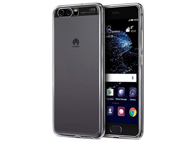 Coque Huawei Y7 2018 Black Flex