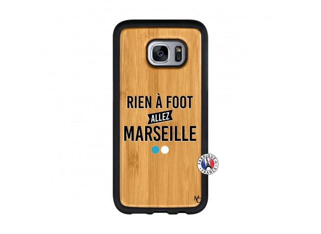 Coque Samsung Galaxy S7 Edge Rien A Foot Allez Marseille Rien A Foot Allez Marseille