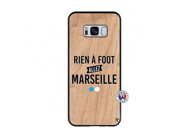 Coque Samsung Galaxy S8 Rien A Foot Allez Marseille Rien A Foot Allez Marseille