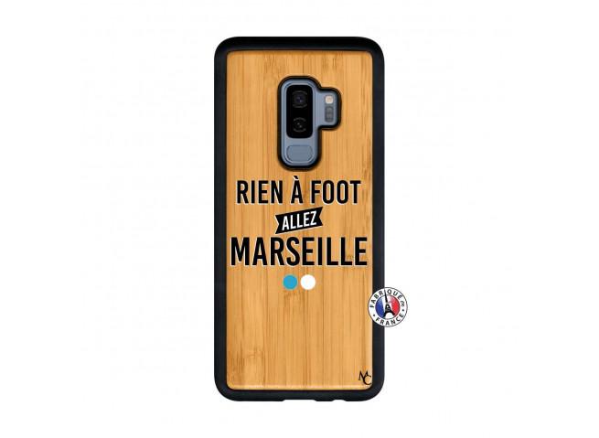 Coque Samsung Galaxy S9 Plus Rien A Foot Allez Marseille Rien A Foot Allez Marseille