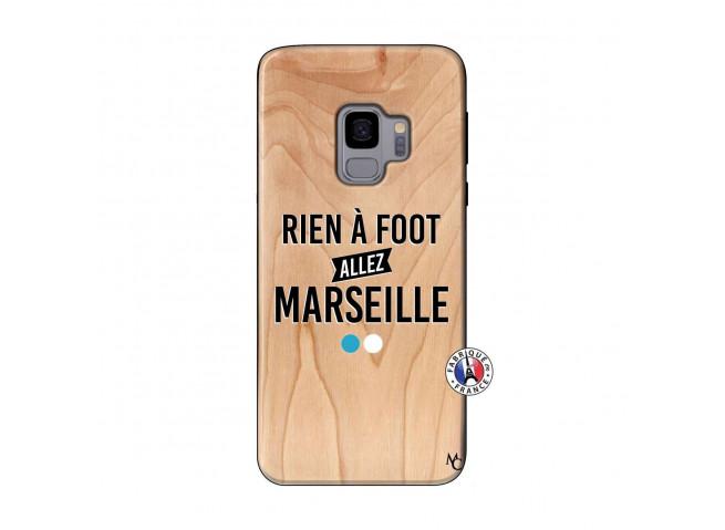 Coque Samsung Galaxy S9 Rien A Foot Allez Marseille Rien A Foot Allez Marseille
