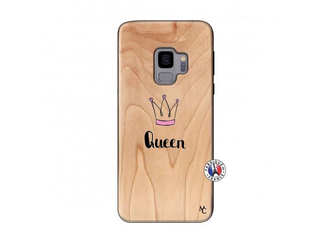 Coque Samsung Galaxy S9 Queen Bois Bamboo