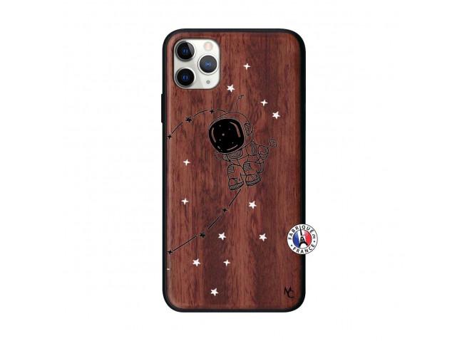 Coque iPhone 11 PRO MAX Astro Boy Bois Walnut