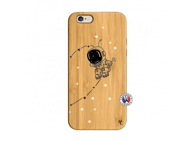 Coque iPhone 6/6S Astro Boy Bois Bamboo