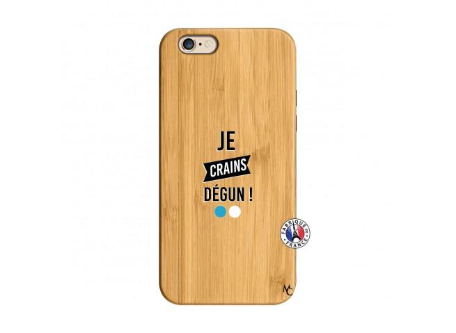 Coque iPhone 6/6S Je Crains Degun Je Crains Degun
