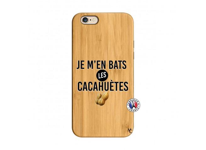Coque iPhone 6/6S Je M En Bas Les Cacahuetes Je M En Bas Les Cacahuetes
