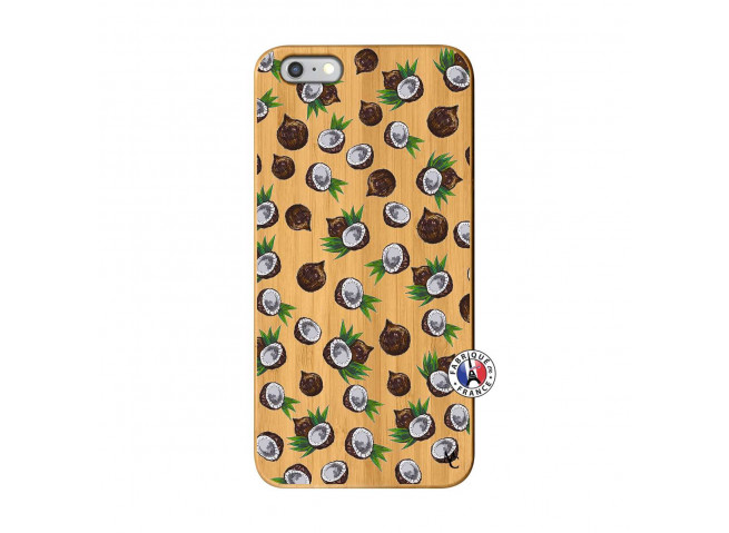 Coque iPhone 6Plus/6S Plus Coco Bois Bamboo