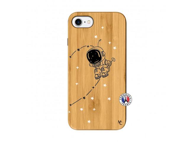 Coque iPhone 7/8 Astro Boy Bois Bamboo