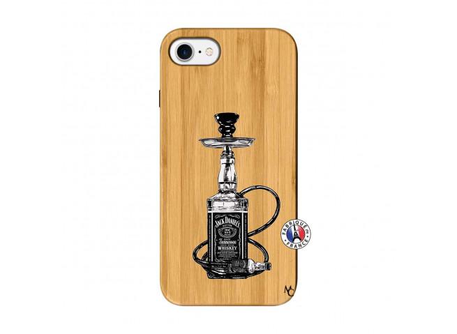 Coque iPhone 7/8 Jack Hookah Bois Bamboo