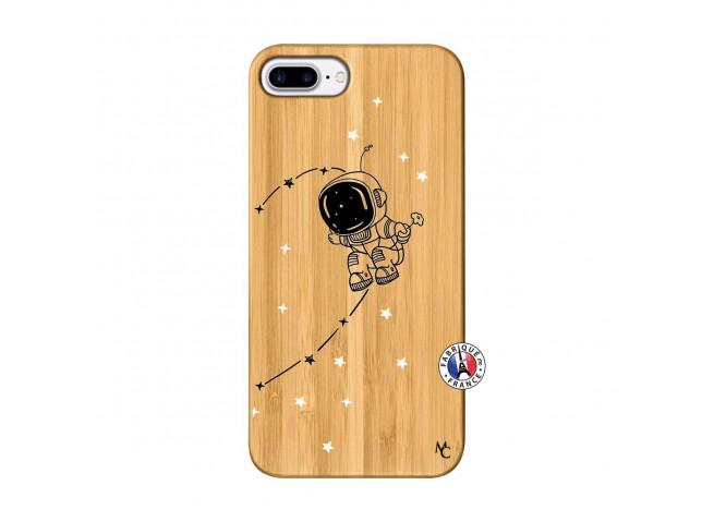 Coque iPhone 7Plus/8Plus Astro Boy Bois Bamboo