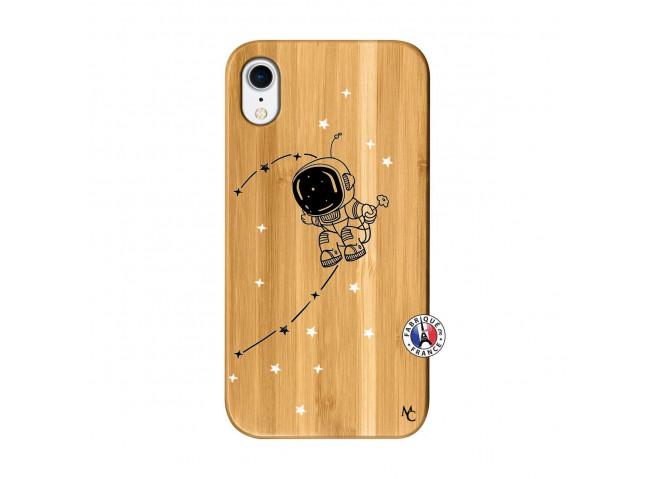 Coque iPhone XR Astro Boy Bois Bamboo