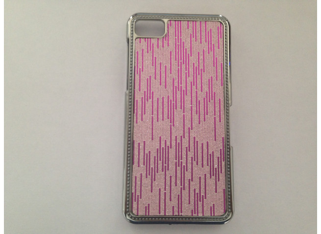 Coque Blackberry Z10 Steel Lines-Rose