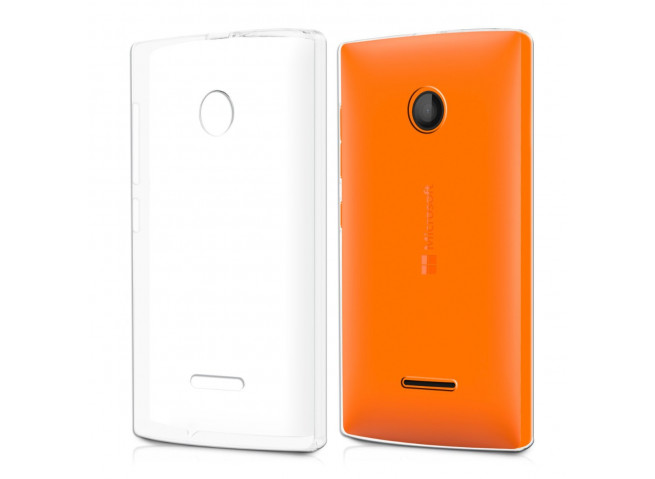 Coque Microsoft Lumia 430/435 Clear Flex