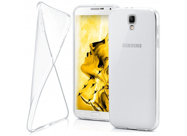 Coque Samsung Galaxy Note 3 Lite Clear Flex