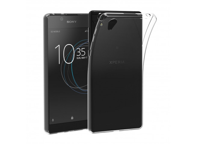 Coque Sony Xperia L1 Clear Flex