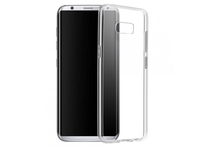 Coque Samsung Galaxy S8 Plus Clear Flex