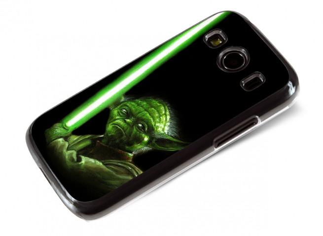 Coque Samsung Galaxy Ace 4 Yoda