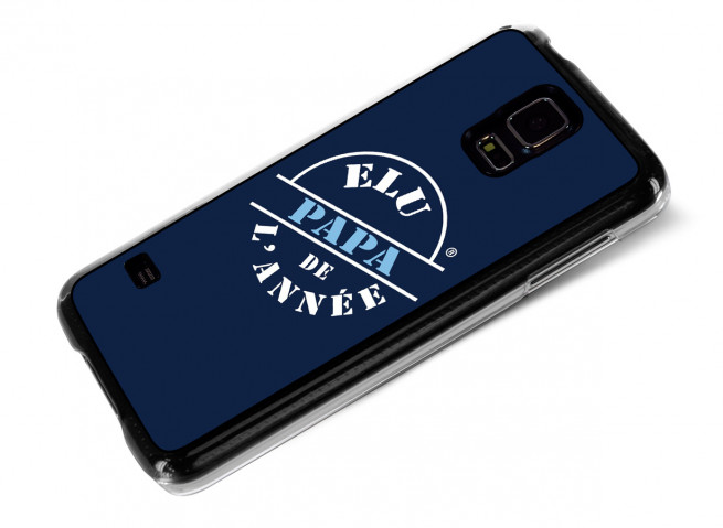 Coque Samsung Galaxy S5 Papa de l'année