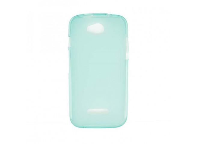 Coque Wiko Iggy Regular Flex-Turquoise
