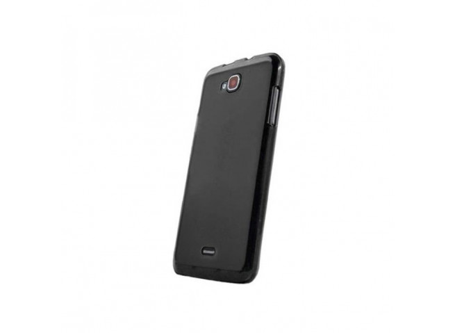 Coque Wiko Slide Regular Flex-Noir