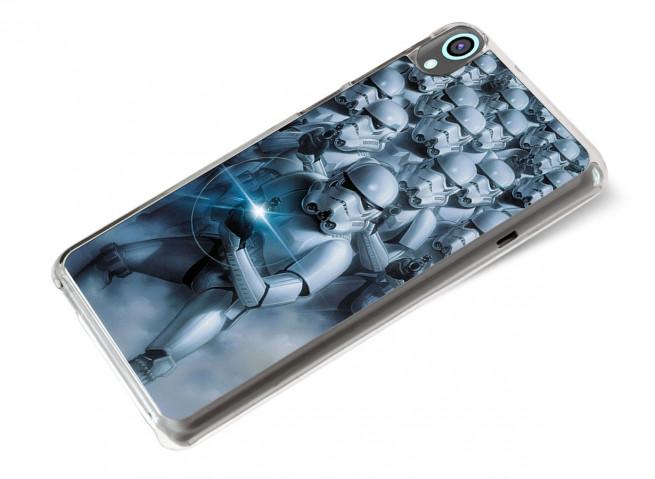 Coque HTC Desire 820 Troopers