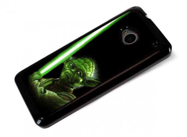 Coque HTC One M7 Yoda