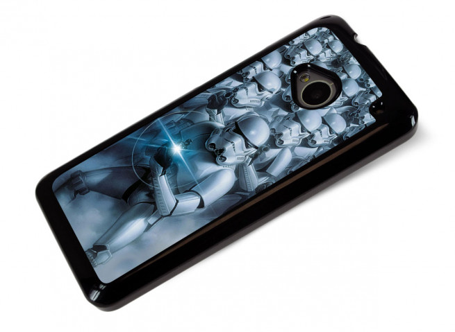 Coque HTC One M7 Troopers